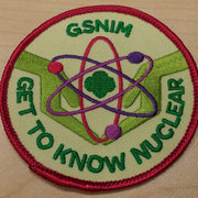 Girl Scout Nuclear Badge Pic2