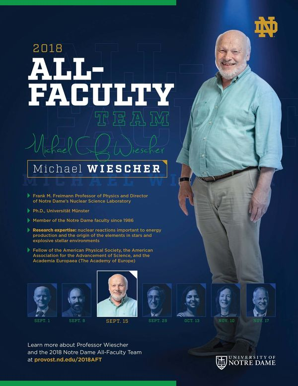Facultyad Michael Wiescher Final For Web